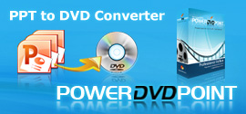 PPT to DVD