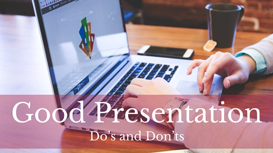 good-presentation-do-donts
