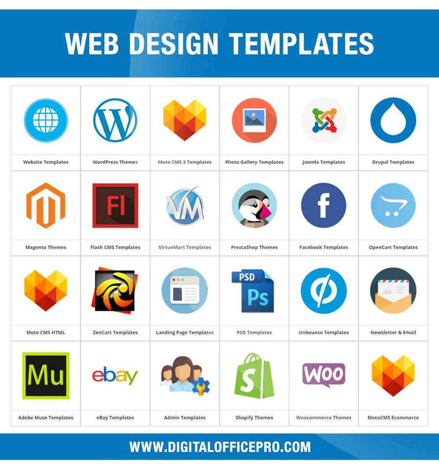 web-design-template-collections